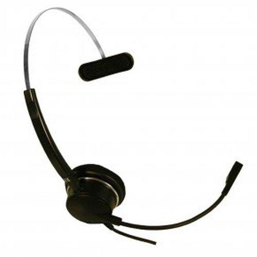 Imtradex BusinessLine 3000 Xs Flex Headset monaural/einohrig für Swyx S 315 Telefon, kabelgebunden mit NC, ASP und QD-Stecker