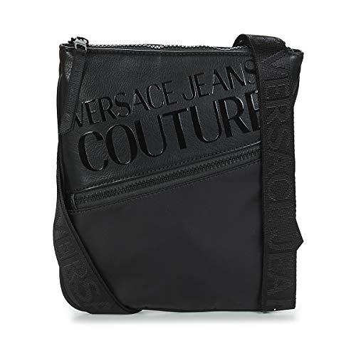 Versace Jeans E1YUBB22 Kleine Taschen Herren Schwarz - Einheitsgrösse - Geldtasche/Handtasche