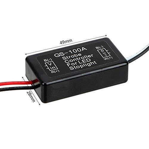 ZSSGSHR 4pcs del Coche LED Luz Estrellada del pie Ambiente USB DJ Ambiente Colorido Mezclado de música Ritmo de la lámpara de Control de Sonido de Voz Automotriz Decorativa
