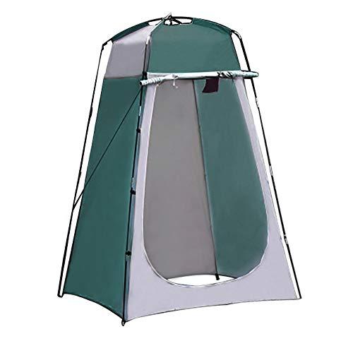 ZENING tienda de campaña al aire libre portátil cambiador impermeable cobertizo de viaje móvil baño portátil plegable campo tienda de pesca niños y familia playa camping senderismo viaje