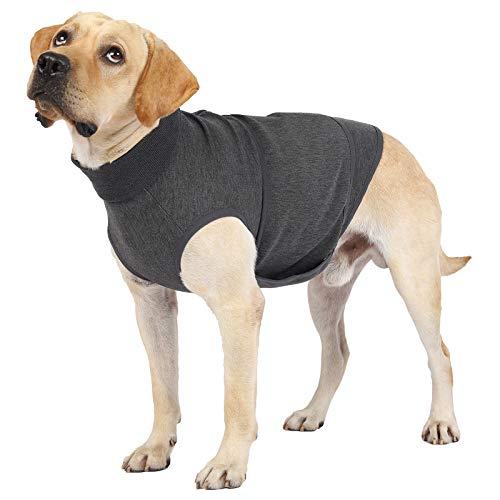 Hund Angstjacke, Hund Donner Shirt Mantel Hund Angst Weste Jacke Donner Weste für Hunde, Donner Mantel Angstshirt für Hunde, Donner Jacken für kleine, mittelgroße und große Hunde