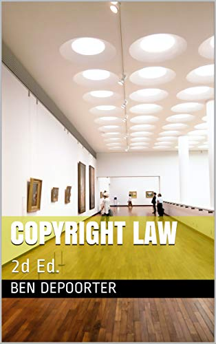 Copyright Law: 2d Ed.