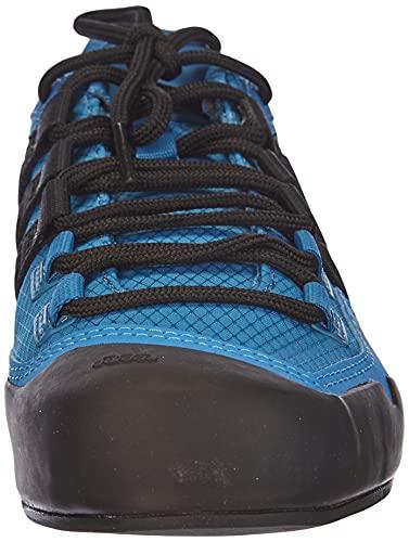 Adidas Terrex Swift Solo D67033 Herren Outdoor Fitnessschuhe, Blau (Dark Solar Blue S14/Black 1/Solar Blue2 S14), EU 44 (UK 9.5)