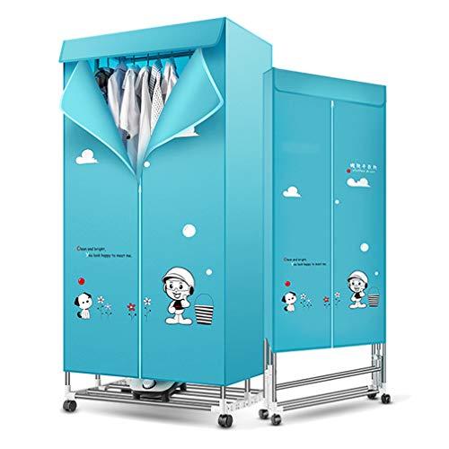 Draagbare wasdroger voor elektrische kleding, opvouwbaar, heteluchtdroger, geschikt voor droogdoeken, snelle verwarming.