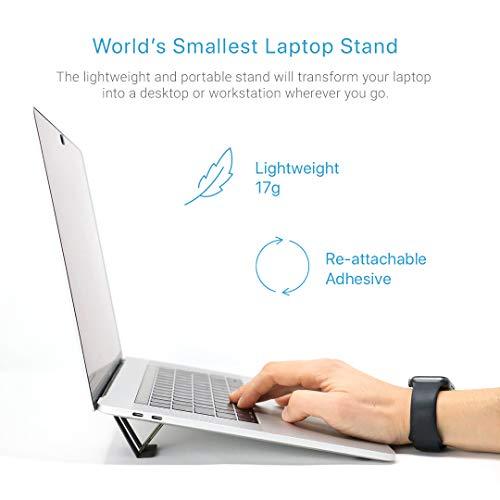 Andana Kleinste, unsichtbare, tragbare, faltbare, Mini, Micro Laptop Stand