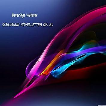 Novelletten, Op. 21 (Cover)
