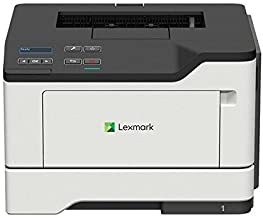 Lexmark B2338dw Monochrome Laser Printer Offers Duplex, Two-Sided Printing, Enhanced Security with Wireless & Ethernet Net...
