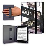 Funda para Libro electrónico eReader eBook de 6 Pulgadas - Woxter, Tagus, BQ, Energy, SPC, Sony, Inves, Papyre, Wolder, Nolim - 6' Universal - elástico (67)