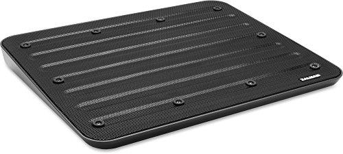 Zalman ZM-NC3 - Base de refrigeración para Ordenador portátil (hasta 17', 575 RPM, USB), Negro