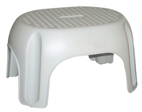 CURVER Ein Schritt-Schemel, Plastik, Grey, 1.1 x 1.1 cm, 79-Einheiten