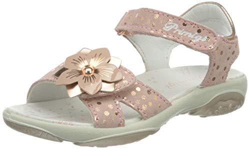 PRIMIGI Mädchen Sandalo Bambina Peeptoe Sandalen, Pink (Cipria/Carne 5383511), 30 EU