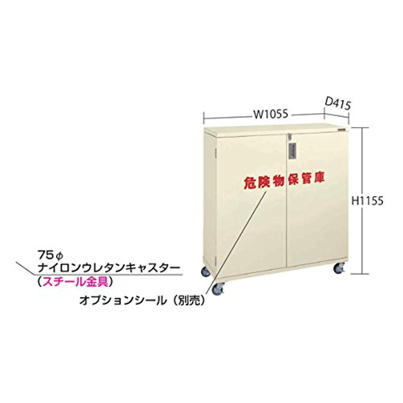 子供達変化ログ一斗缶保管庫(スチールタイプ) 移動式 KU-ITKNBR