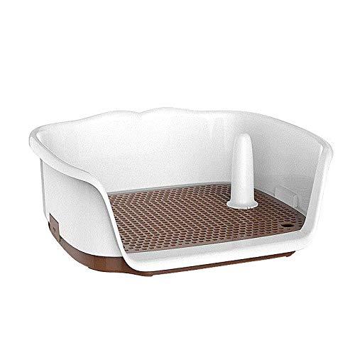Pet puppy toilet teddy kirky middelgrote kleine hond automatische pot wastafel god wassen watervoorziening