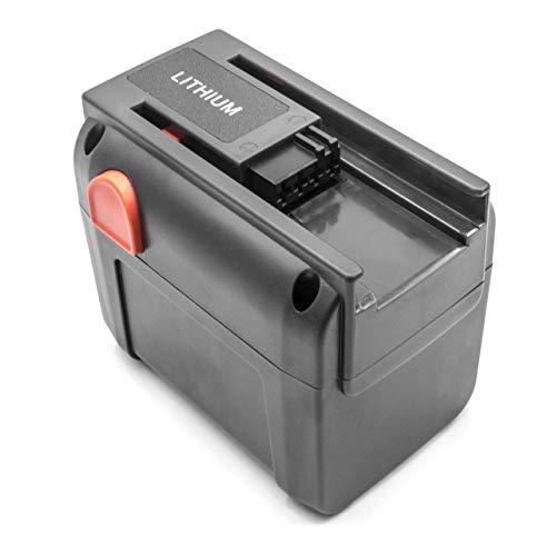 vhbw Akku passend für Gardena Akku-Kettensäge CST 2018-Li (8865-20) ersetzt 8835, 8835-20, 8839, 8839-20 (Li-Ion, 4000mAh, 18V) - Ersatzakku Batterie