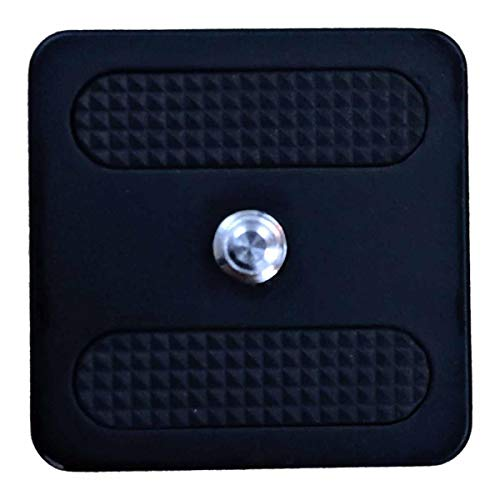 Vanguard Quick Shoe Release Plate QS-60S for VEO, TBH, BBH, GH-200 & GH-300T and Arca Compatible Tripod Heads