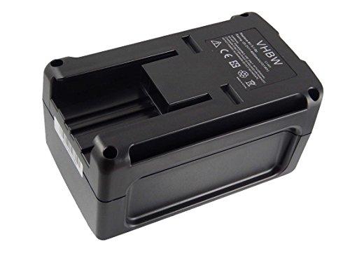 vhbw Batería recargable compatible con Kärcher BR 30/4 C Bp Pack *EU (1.783-214.0), BV 5/1 BP aspiradora, robot limpieza (6000 mAh, 25,2 V, Li-Ion)