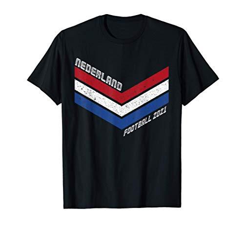 Maglia da calcio Olanda 2021 Olanda Soccer Maglietta