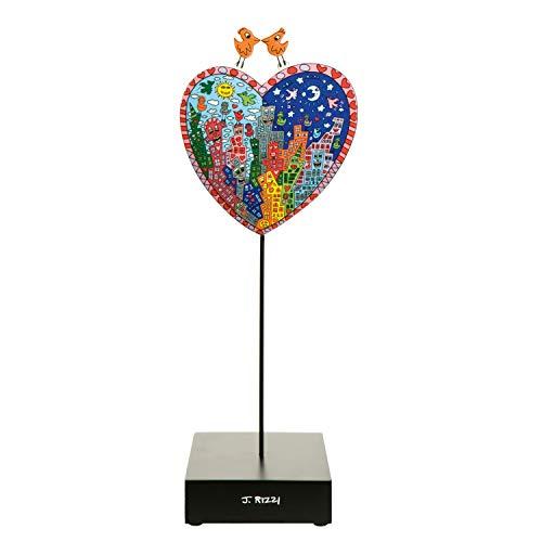Goebel James Rizzi Pop Art Its Heart Not to Love My City - Figur 26101531