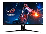 ASUS ROG Swift PG329Q 81,28 cm (32 Zoll) Gaming Monitor (WQHD, Fast IPS, 175H, G-SYNC-Compatible, DisplayHDR 600, HDMI, DisplayPort, 1ms Reaktionszeit) schwarz
