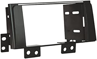 SCOSCHE TA2079B 2003 to 2009 Double DIN Stereo in-Dash Installation Kit Compatible for Toyota 4Runners with a Factory RDS/JBL System