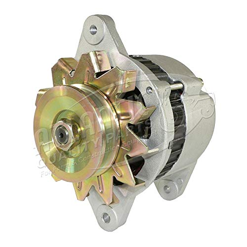 Complete Tractor New 2800-0504 Alternator Replacement For Yanmar YM1700, YM2000 124756-77200, 124756-77210