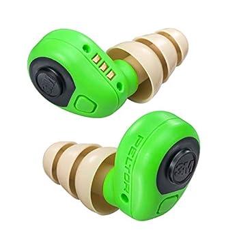 3M PELTOR EEP-100 Ear Plug Kit Rechargeable Noise Reduction Construction Manufacturing Maintenance