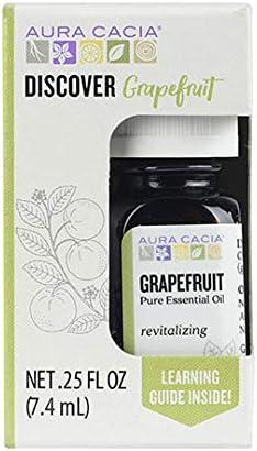 Top 10 Best aura cacia grapefruit essential oil Reviews