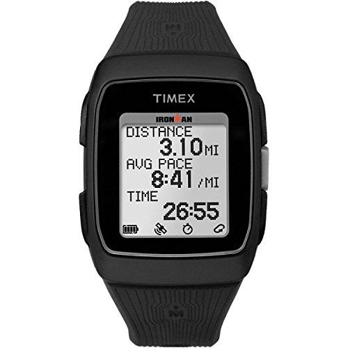 Timex Ironman Herren-GPS-Armbanduhr TW5M11700