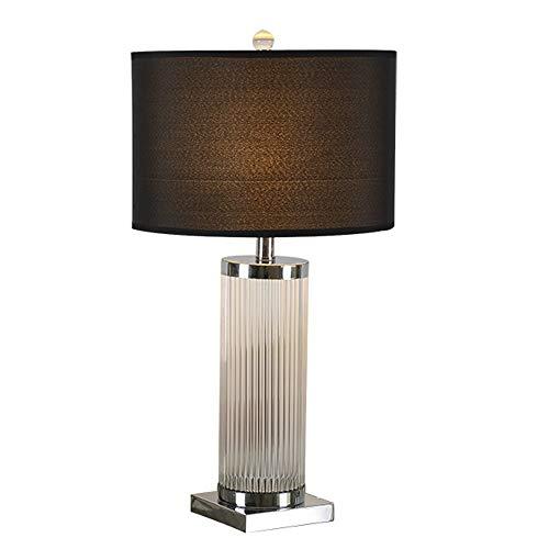 LLYU moderne, minimalistische kristallen persoonlijkheid, creatieve tafellamp, luxe verlichting van de zijkant van het bed