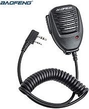 BAOFENG 2 Pin Handheld Remote Radio Speaker Mic DM-5R BF-888S UV-5R 5RA 5RB BF-F8HP GT-3 UV-9S Two-Way Radio Series