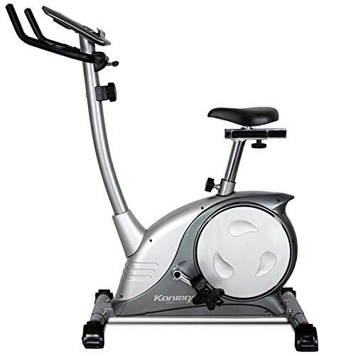 Lcyy-Bike Bicicletta Formatori Magnetico Resistenza Cintura A Due Vie Cardio Workout con Display Multifunzione E Porta Tablet Manubrio Regolabile E Altezza Sedile