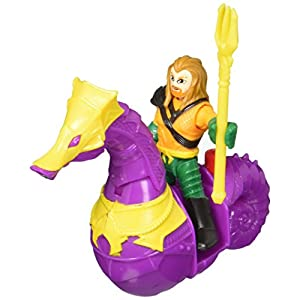 Fisher-Price Imaginext DC Super Friends Aquaman & Seahorse 4