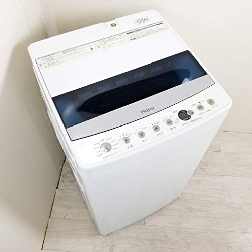 ハイアール 4.5kg 全自動洗濯機 ホワイトhaier JW-C45D-W