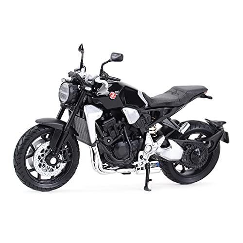 DZYWL Modelos De Escala De Simulación para Honda CB1000R 1:18 Simulación Estática Fundición A Presión Modelo Motocicleta Juguete Navidad Decoracióndel Hogar Año Nuevo Cumpleaños