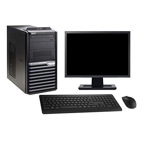 Acer - Torre M4630G (pantalla de 27' Intel i5-4570, 4 GB SSD de 120 GB, Windows 10, Wi-Fi)