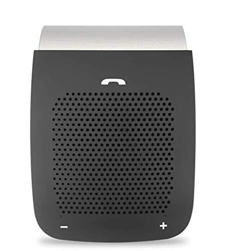 Miracle Digital Portable Bluetooth Car Kit Hands-Free Speaker V4.1 Calling MIC, Music Receiver GPS Navigation for All Smart Phones (Black)