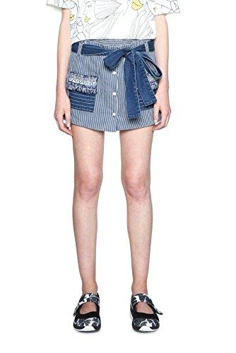 Desigual Women's Emilie Striped Short