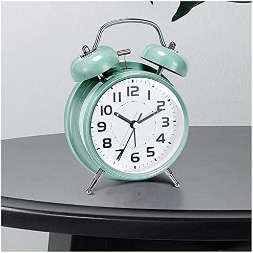 Tophacker Alarm Clock Bells Analog Heavy Quartz Max Sale SALE% OFF 58% OFF Ta Loud Sleepers