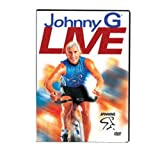SPINNING® Fitness DVD Johnny G Live - Bicicletas estáticas Fitness (Interior), Color n/a, Talla NA