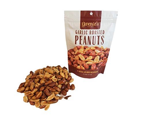 Gwenie's Pastries Roasted Peanuts (Original Roasted, 1 Pack) Filipino Style Seasoning