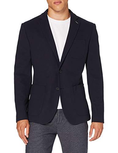 Springfield 3Ds-Blazer Vestido-c/12 Chaqueta, Azul (Medium_Blue 12), XS (Tamaño del Fabricante: XS) para Hombre