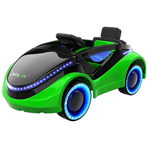 Jetson Moby Electric Racer with LED...