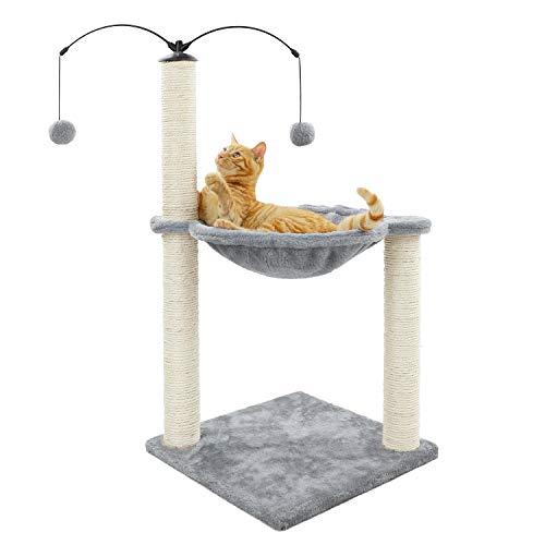 Eono by Amazon Árboles para Gatos rasguña los Postes de si