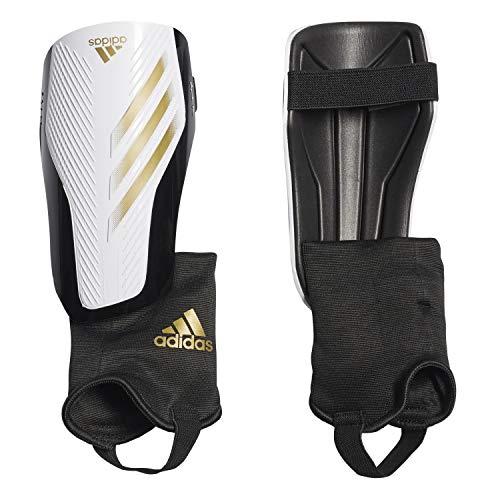 adidas Erwachsene X 20 Match Schienbeinschoner, White/Gold met./Black, XS