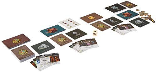 Juego de cartas de batalla de Harry Potter Hogwarts, USAopoly DB010-400 ,...