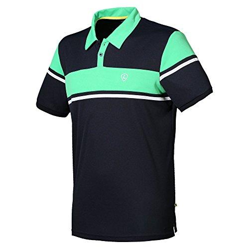 Limited Sports Unisex Polo Camiseta Peer Oberbekleidung, Unisex, Oberbekleidung Polo Shirt Peer, Azul Oscuro