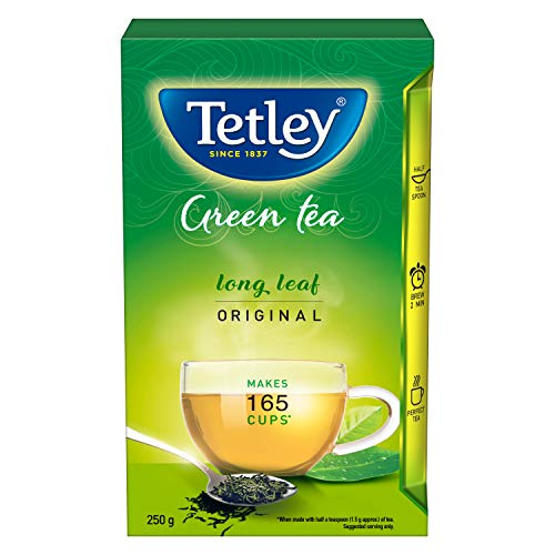 Tetley Long Leaf Green Tea