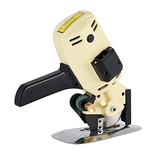 Burman KTEE 220V Fabric 110 mm Cloth Cutting Rotary Cutter...