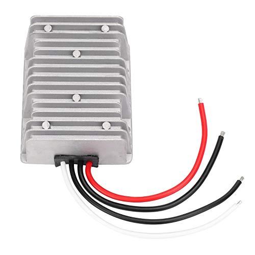 Convertidor reductor de voltaje de 8‑36 V a 13,8 V Convertidor reductor de 345 W 25 A WG8‑36S13R825 Regulador de voltaje CC de protección contra cortocircuitos
