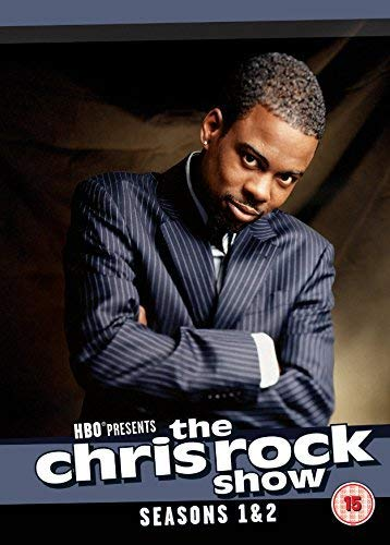 The Chris Rock Show: Series 1 & 2 [DVD] [2007]